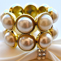 Twice the Pearls Bracelet | Trinkettes