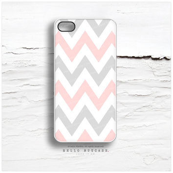iPhone 5C Case Pink Chevron, iPhone 5s Case Geometric, Coral Chevron iPhone 4 Case, iPhone 4s Case, Geometric iPhone Case, iPhone Cover C56