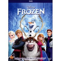 Frozen (DVD) (Eng/Fre/Spa) 2013