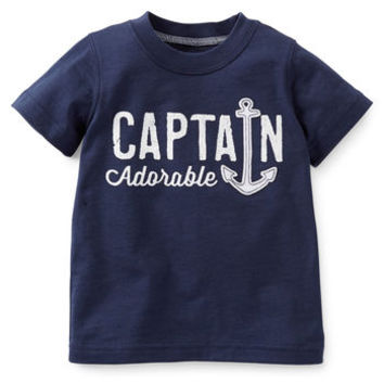Captain Adorable Tee