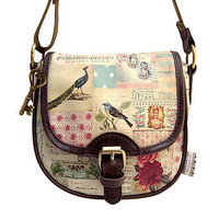 'patchwork' vintage style bag by this is pretty | notonthehighstreet.com
