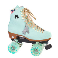 Moxi Roller Skates, Lolly in Floss - Square Cat Skates