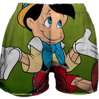 Pinocchio Boxers For The Man In Your Life