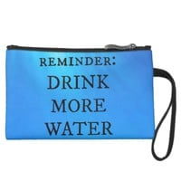 Drink More Water Bag
