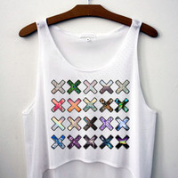 X's Crop top - Hipster Tops