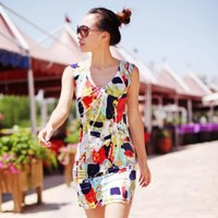 Sexy Hip Slim Vest Dress - Designer Shoes|thisfind.com