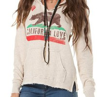 BILLABONG FOLLOW LOVE PULLOVER HOODIE