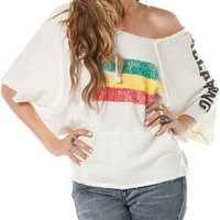 BILLABONG ONE THING DOLMAN PULLOVER  Womens  Clothing  New | Swell.com