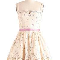 Betsey Johnson Itâ??s a Toss-Up Dress | Mod Retro Vintage Dresses | ModCloth.com