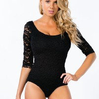 Lacy Rose Bodysuit