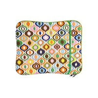 Jonathan Adler Laptop Sleeve - Multi Bargello