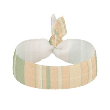 Spring Stripes Hair Tie
