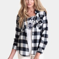 In The Woods Plaid Shirt