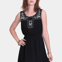 Lexi Embroidered Dress
