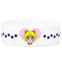 SAILOR MOON LOVE WRISTBAND