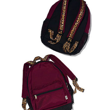 Campus Backpack - PINK - Victoria's Secret