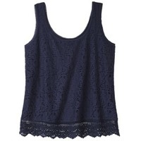 Junior's Lace Tank