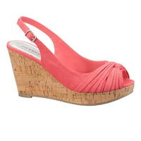 Dubarry rachel canvas knot wedge