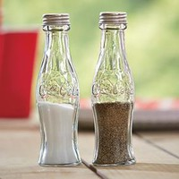 Coca-Cola® Salt & Pepper Shakers @ Fresh Finds