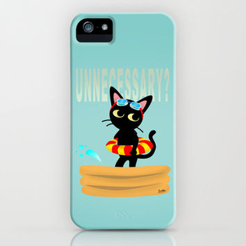 In the Pool iPhone & iPod Case by BATKEI