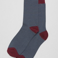 Thin Stripe Sock - Urban Outfitters