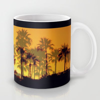 Six Sunsets Mug by RichCaspian | Society6