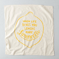 Limoncello Tea Towel