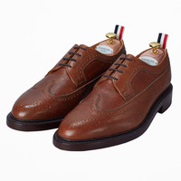 Thom Browne : Classic Long Wingtip - MFD002APR401
