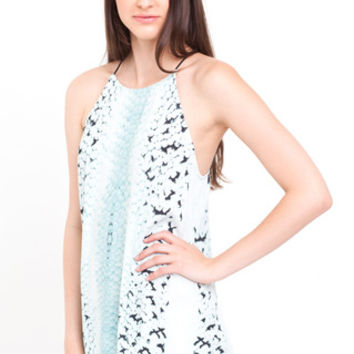Snake Cami Top in Print