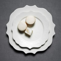 Silhouette Plates in  the SHOP Decor Tabletop at BHLDN