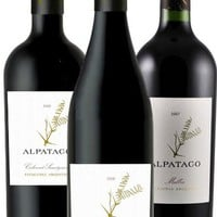 Alpataco Trio from Patagonia