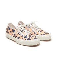 HOUSE OF HOLLAND | Superga 2750 Leopard Spot Trainers | Browns fashion & designer clothes & clothing
