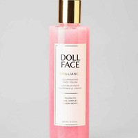 Doll Face Illuminating Face Polish - Assorted One