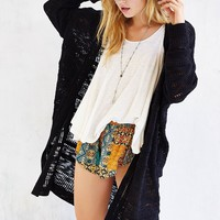 Ecote Open-Stitch Duster Cardigan - Urban Outfitters