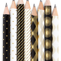 Chronicle Books Scholastic Stationery of the Art Pencil Set