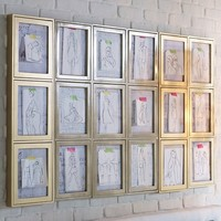 PhotoBox Frames, Gold