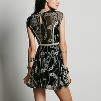 Free People Womens Laurel Lace Dress