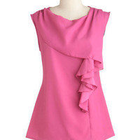 I Like How You Pink Top | ModCloth.com
