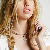 Free People Palladium Statement Collar