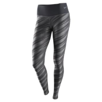 Nike Legend 2.0 College Warp Poly (Oklahoma) Women's Training Tights