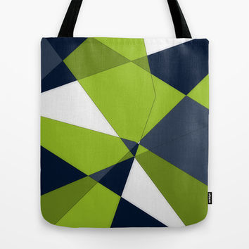 Phrendly Fragments Tote Bag by DuckyB (Brandi)
