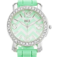 BKE Chevron Dial Watch