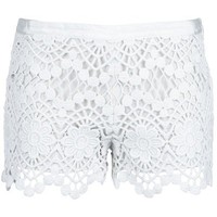 Red Valentino Lace Short - Smets - farfetch.com