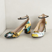 Dream Garden Heels by Seychelles Botanical Motif
