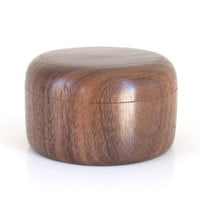 Walnut Trinket Box