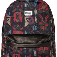 The Deana II Backpack in Floral Print