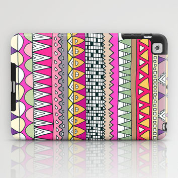 Tribal Lines iPad Case by Ornaart