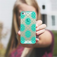 Southwest Summer - Transparent/Clear Background iPhone 5s case by Lisa Argyropoulos | Casetify