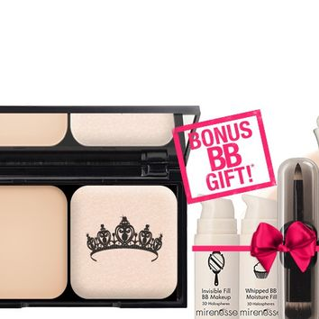 *SP Crown Princess Cream Foundation + Bonus BB Primer Gifts Valued at A$110 - Mirenesse