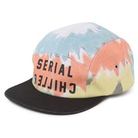 Vanguard Serial Chiller 5 Panel Camper Hat - Mens Backpack - Tie Dye - One